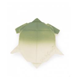 Origami de bain à mordiller - Tortue