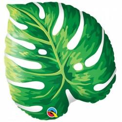 Ballon aluminium - Philodendron