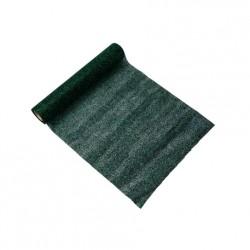 Chemin de table étincelant - Vert sapin