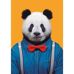 Carte Zoo - panda