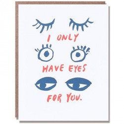 """Carte - """"I Only Have Eyes for You"""""""
