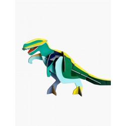 Décoration à poser 3D-T rex