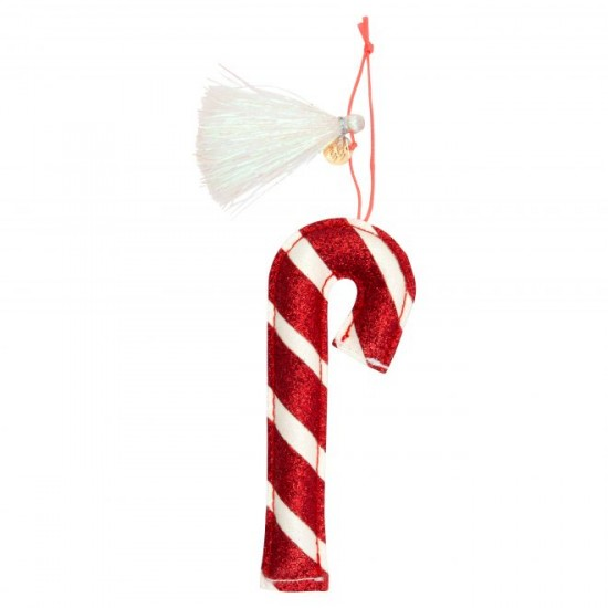 1 decoration candy cane