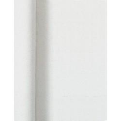 Rouleau de nappe en papier blanc
