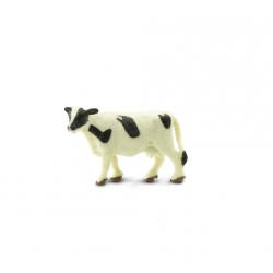 Mini figurine vache Holstein