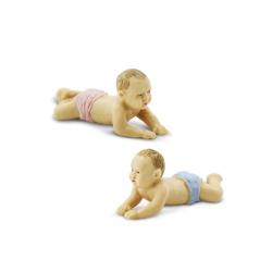 Mini figurine bébé