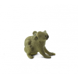 Mini figurine koala et son bébé