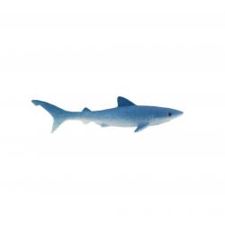 Mini figurine requin bleu