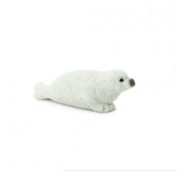 Mini figurine bébé phoque