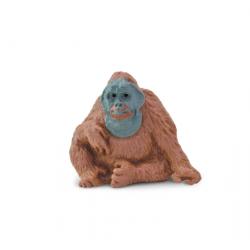 Mini figurine orang outan