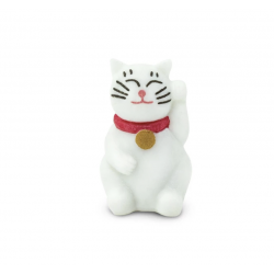 Mini figurine Maneki-neko