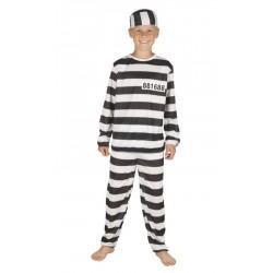 Costume enfant Prisonnier (7-9 ans)