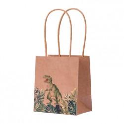 4 sacs goodies dinosaure
