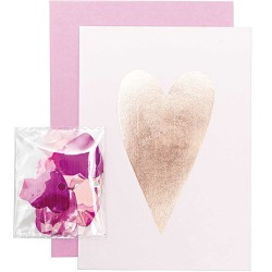 Carte DIY - Amour