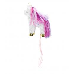 Mini pinata - Licorne rose