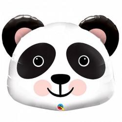 Ballon aluminium mylar-Panda