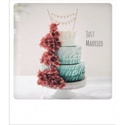 Carte pola - Just Married