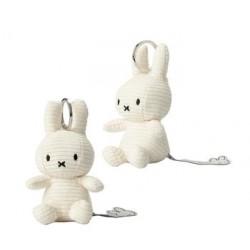 Miffy Nijntje Blanc - Porte-clé