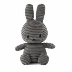 Miffy Nijntje Gris - 23cm