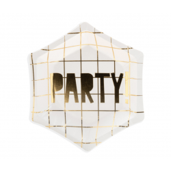 6 Assiettes - Party! or