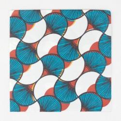 20 serviettes - wax (yinka)