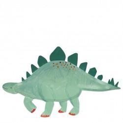 4 assiettes plateaux - Stégosaure