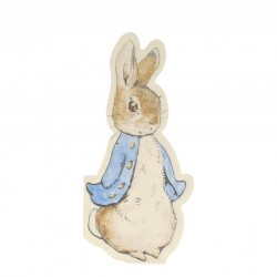 20 serviettes - Peter Rabbit