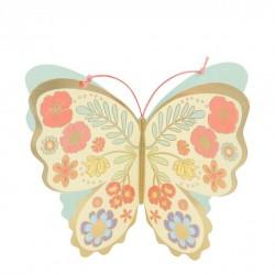 Carte pop up - Papillon