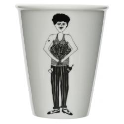 Cup flower man-Helen B