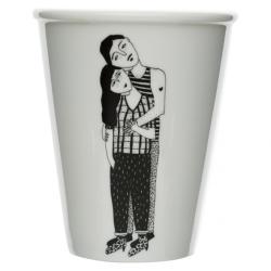 Cup hugging-Helen B