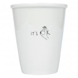 Cup it's ok-Helen B