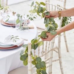 Guirlande végétale - Eucalyptus
