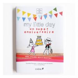 """Livre """"Un super anniversaire"""""""