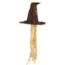 Pinata 3D Chapeau Harry Potter