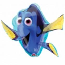 Ballon aluminium - Dory le poisson