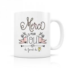 Mug - Merci pour tout