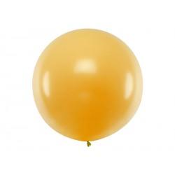 Ballon géant - Or satin