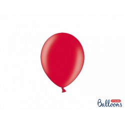 Ballon latex 12 cm - Rouge