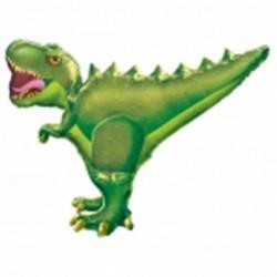Ballon aluminium - Dinosaure tyranosaure