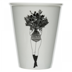 Cup - Flower girl