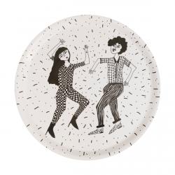 Plateau - Dancing couple
