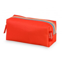 Plumier zipper - Rouge
