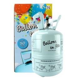 Bouteille d'hélium - 0,25m3
