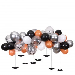 Kit arche à ballons - Halloween