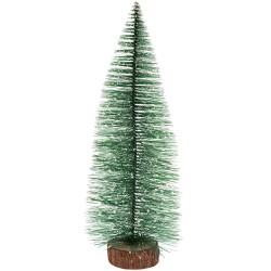 Sapin de Noël vert - 27cm