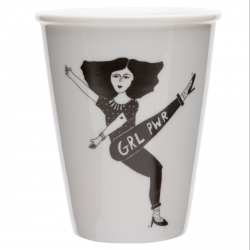 Cup - Girl Power