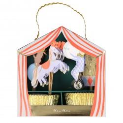 Kit cupcake cirque