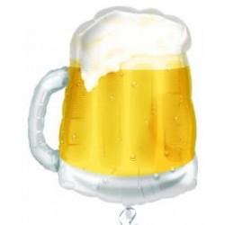 Ballon aluminium - Beer mug
