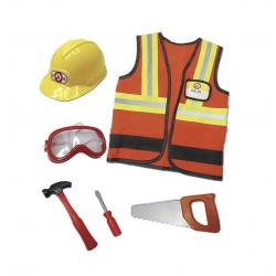 Déguisement et accessoires - Chef de chantier/Bricoleur