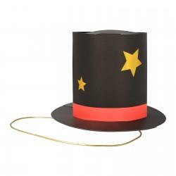 8 chapeaux de magicien